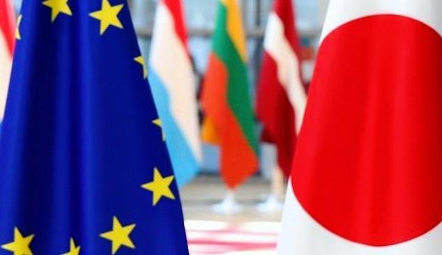 Acordo comercial UE-Japão em vigor